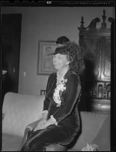 Eleanore Roosevelt_Boston Public Library